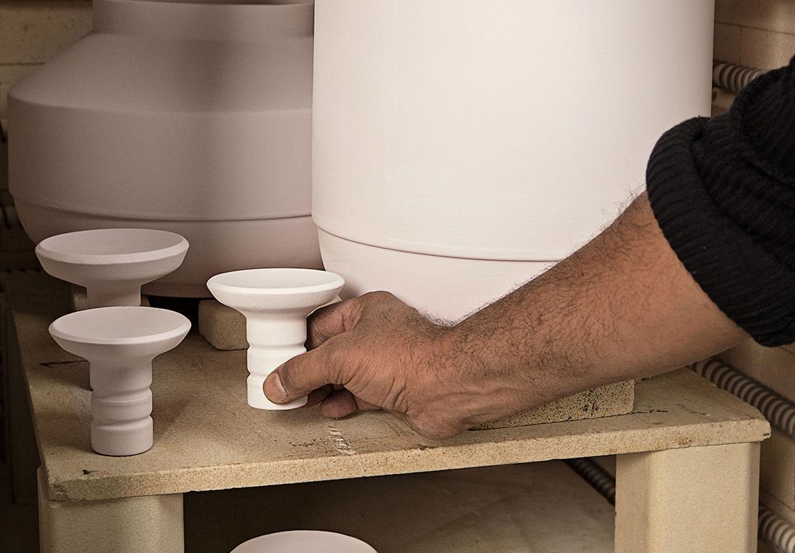 Laura Straßer Ceramics Brennvorgang