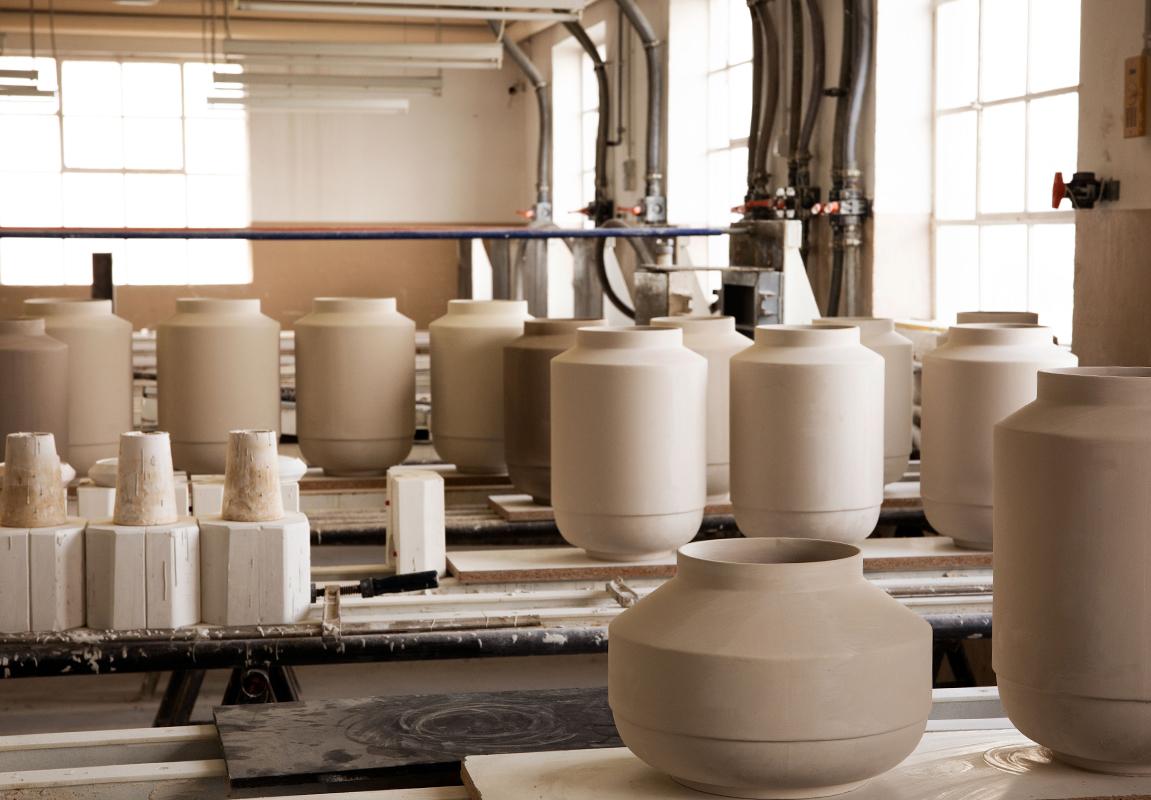 Laura Straßer Ceramics Produktion