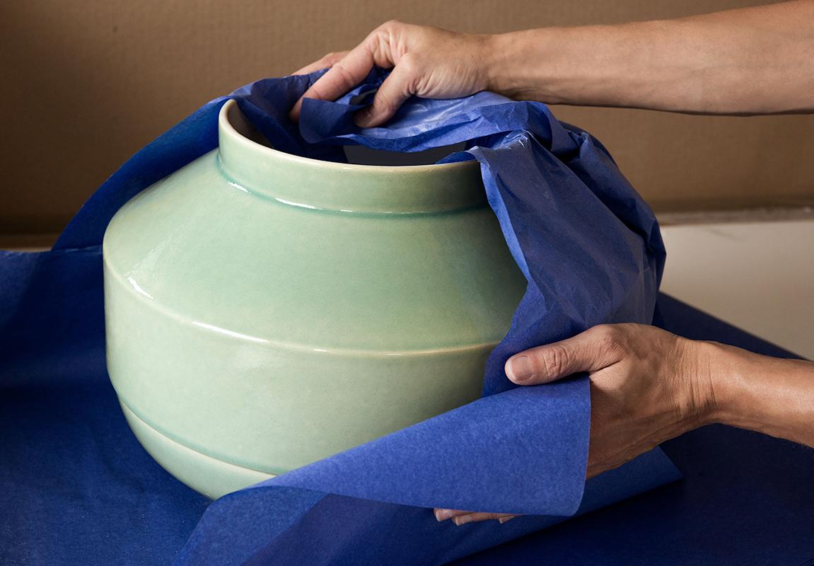 Laura Straßer Ceramics Verpackung