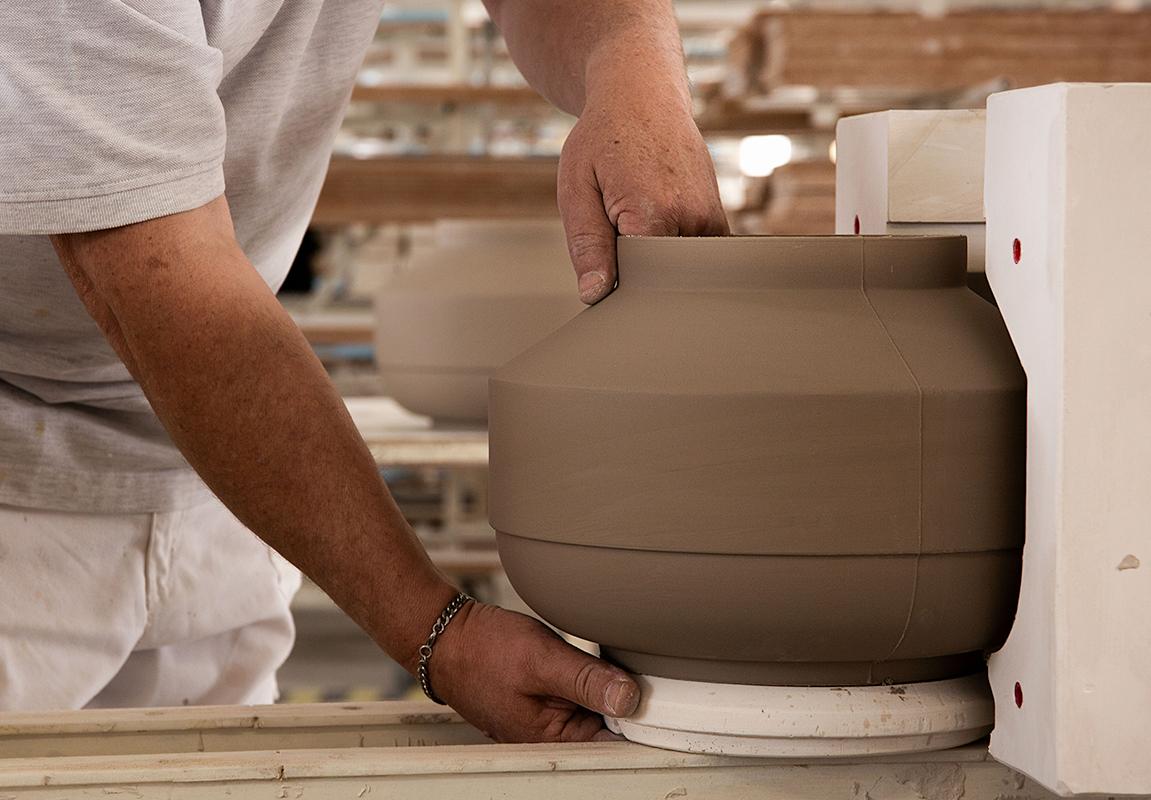 Laura Straßer Ceramics Schlickerguss